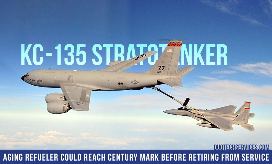 Aging Refueler Could Reach Century Mark Before Retiring From Service