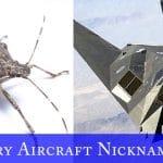 11 Military Aircraft Nickname Origins