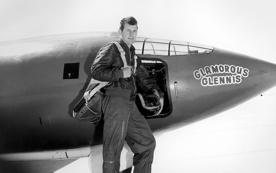 the 1st at mach 1 chuck yeager fastest man alive