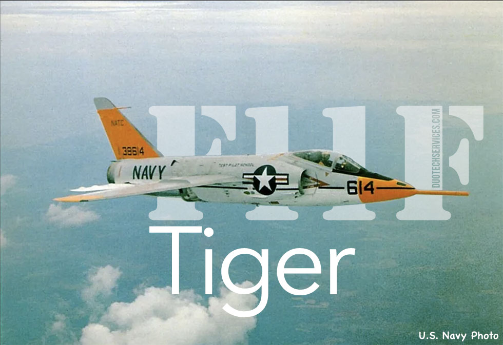 f11f tiger This Aircraft Shot Its Ownself Down