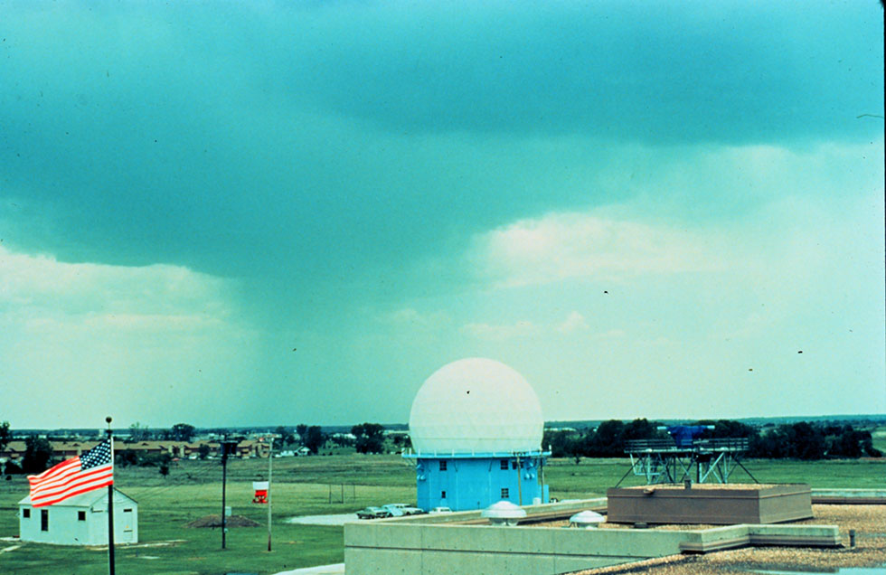 Doppler Weather Radars & Aircraft Pulse Doppler Radar