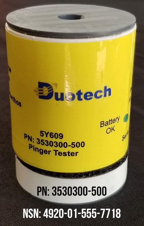 pinger tester PN 3530300-500 NSN 4920-01-555-7718