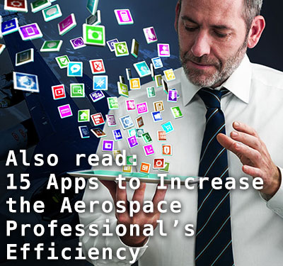 15 Apps to Increase the Aerospace Professional's Efficiency