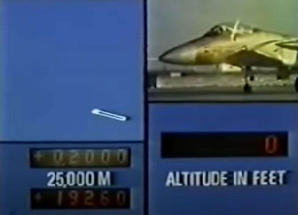 F-15 Sets World Record But Then The SU-27 Takes It Away