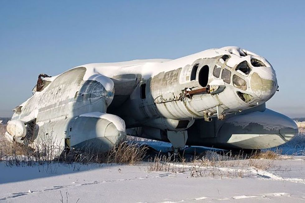 Jet Friday – Strange and Unusual – The Soviet Union's VVA-14