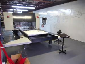 Large capacity CNC