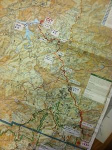 hiking-map